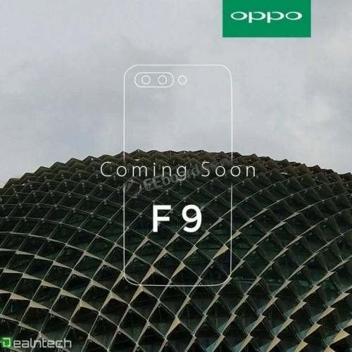 中规中矩,OPPO将发布更亲民的中端新机F9