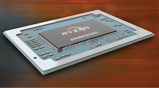 AMD影音神器:双千兆+4路4K嵌入式平台