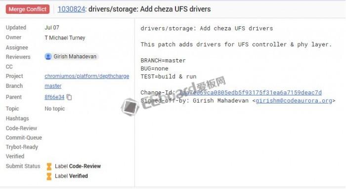 首款骁龙845 Chromebook细节曝光:支持双通道的UFS 2.1存储