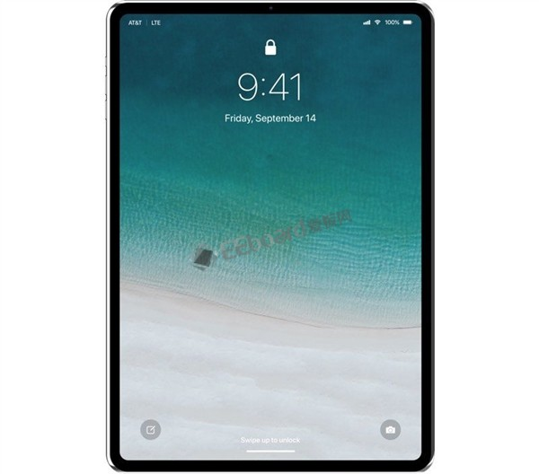 開發者在iOS 12固件中找到新證據:新iPad將配備Face ID