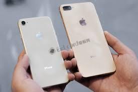 第二季度iPhone 8 plus在美销量超越iPhone X