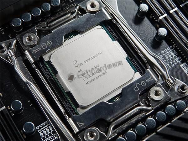 英特尔与AMD两大高性能处理器跑分数据