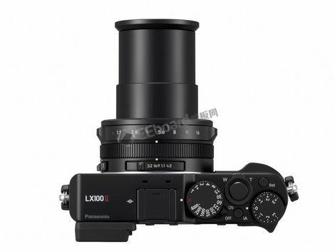 松下发布新款便携式数码相机——Lumix LX100 II