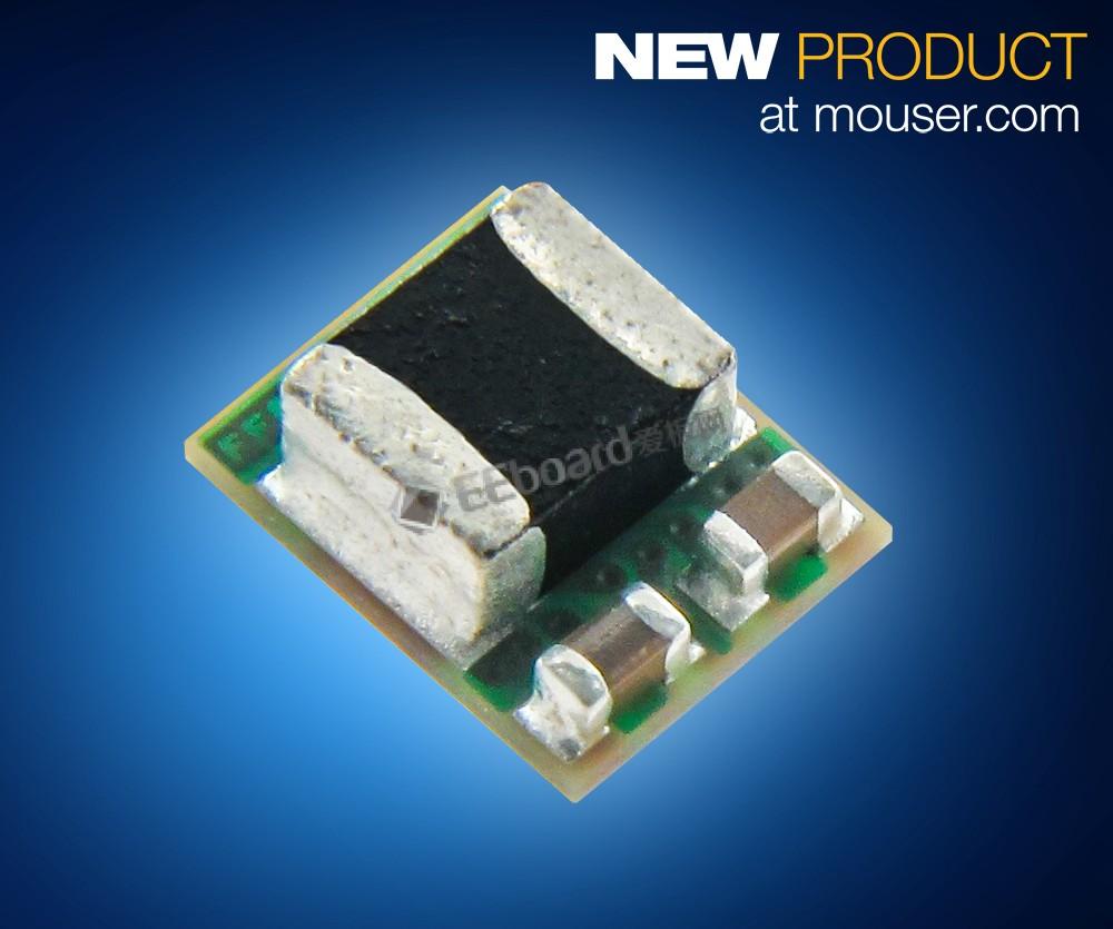 TI LMZM2360x降压电源模块在贸泽开售 小尺寸更适合空间受限的工业应用