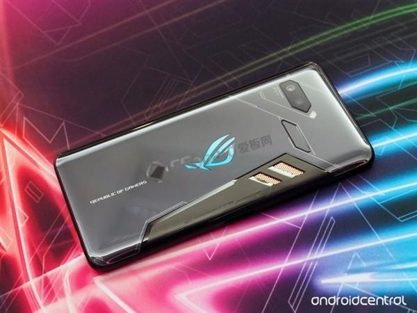华硕电竞手机ROG Phone——999欧元