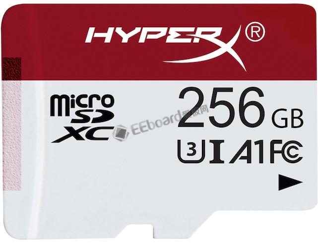 为游戏堡垒之夜开路,HyperX有了游戏级microSD卡