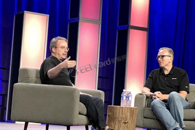 Linus谈开源、摩尔定律与量子计算