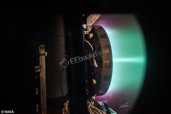 离子引擎系统肋人类早日登陆火星