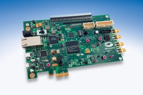 美高森美发布了新一代先进的SmartFusion2 SoC FPGA评测工具套件