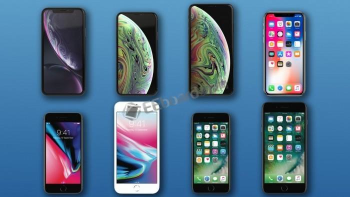 你会挑哪款iPhone陪伴你呢?八款iPhone详细规格参数对比告诉你答案