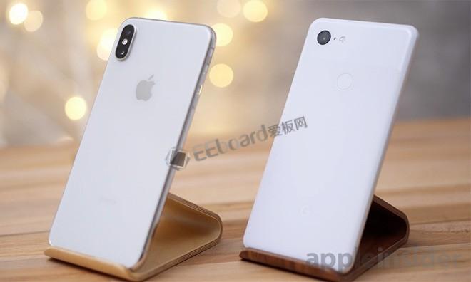 [视频]性能之王大PK?iPhone XS Max与Pixel 3的跑分测试对比