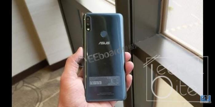 [视频]华硕ZenFone Max Pro M2上手视频曝光:正反面的设计一览无遗
