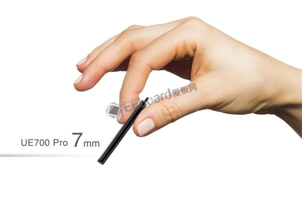 威刚发布7毫米超薄UE700 Pro U盘:读取速度惊人,高达360MB/s