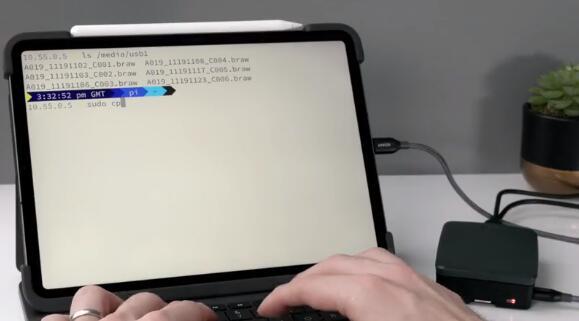 难以置信:树莓派4B居然是iPad Pro最完美的搭档