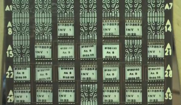 NASA土星5号运载火箭的LVDC电路板曝光:电路设计精湛,现代数字电路设计和布局的教科书