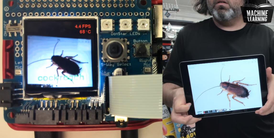 BrainCraft HAT开发板,为树莓派4B插上AI推理的翅膀