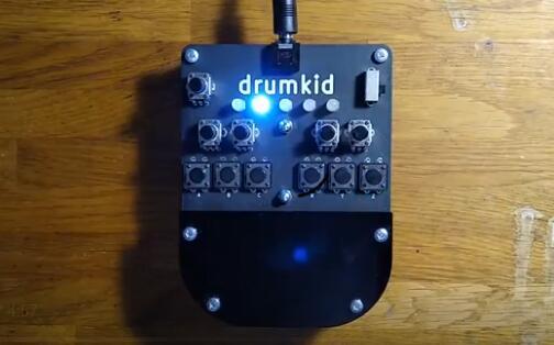 基于Arduino的低保真數字鼓機電路方案設計