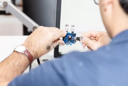 人工智能相机原型:无线AI摄像头完全依靠太阳能供电