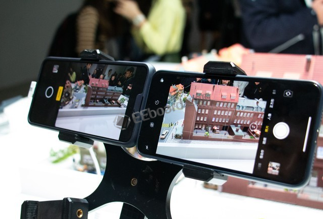 OPPO PK iPhone XS Max:10倍光变谁更好?