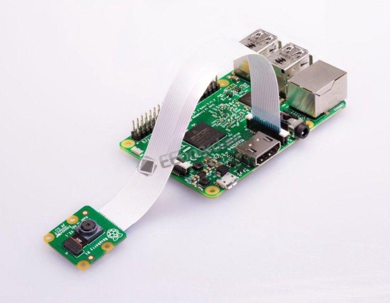 利用树莓派和Python建立一个简单、便宜的移动目标探测器