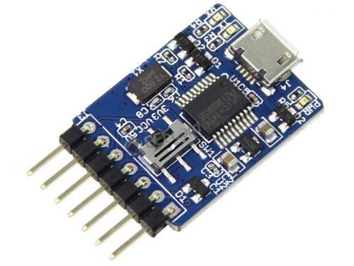 Seeed CH340接口,USB 2.0至UART评估板