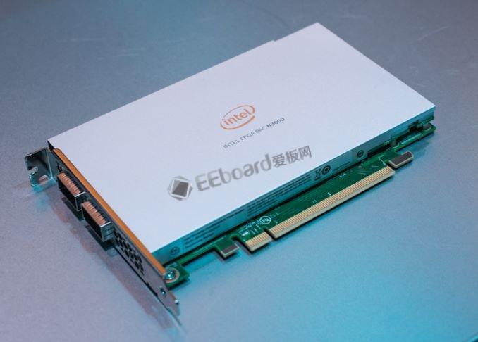 英特尔推出 FPGA PAC N3000 特殊网卡:灵活高效 5G过渡