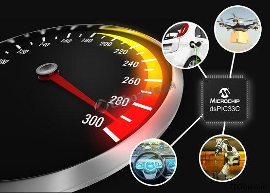 高端应用首选,微芯科技推全新双核和单核dsPIC33C数字信号控制器
