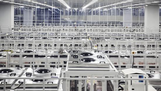 京东方:20年前的小破厂,20年后成为全球最大的LCD制造商