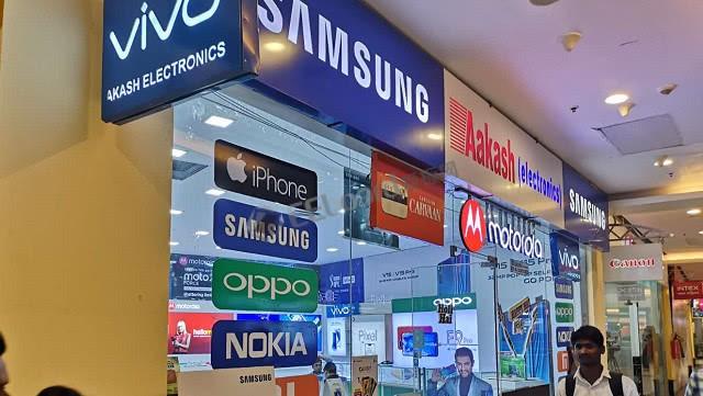 印度手机市场,中国厂商的兵家必争之地
