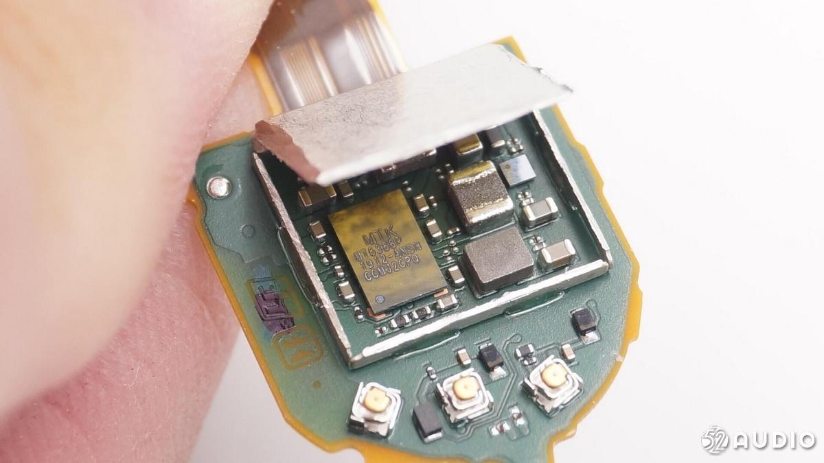 索尼WF-1000XM3拆解:电路设计优异,方案不逊Airpods