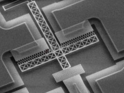 新型MEMS光束操纵技术?#22411;?#22823;幅降?#22270;?#20809;雷达成本