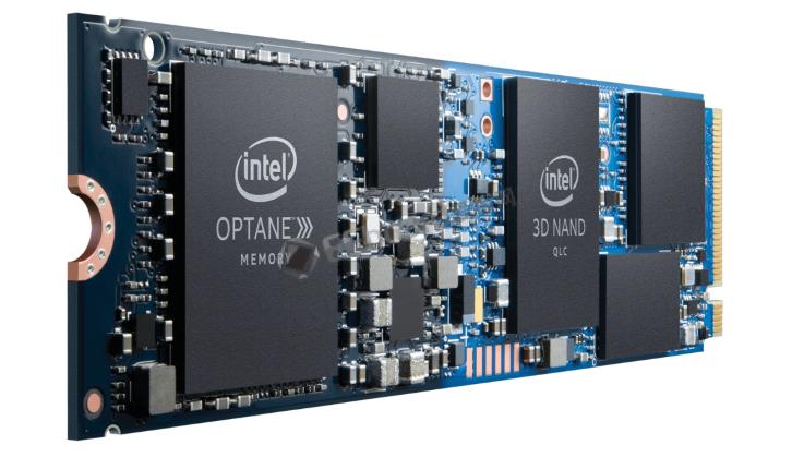 Intel正式公布傲騰內存H10:QLC與傲騰內存互補,最高1TB容量