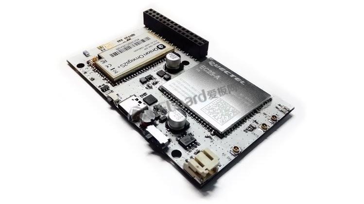 更好的无线连?#21491;?#21450;定位服务——Omega2 Pro变种版本Omega2 LTE初探