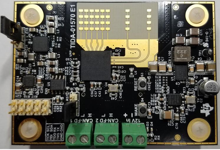 ADAS最强助力——车载77 GHz雷达方案电路设计