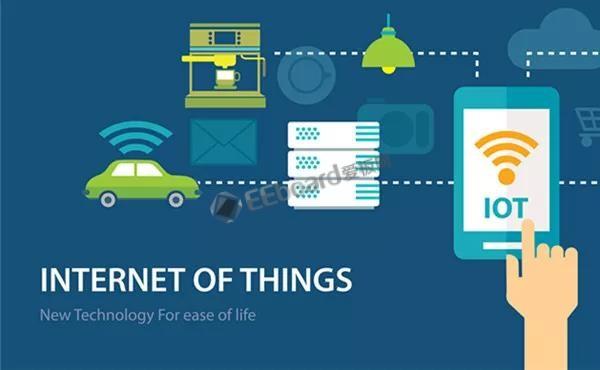 未来五年内NB-IoT芯片市场将突破20亿美元