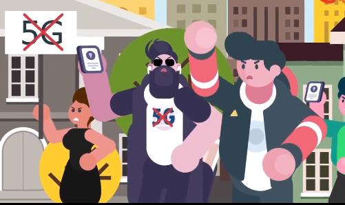 5G:危险?一个动画了解5G带来的便利、风险和挑战