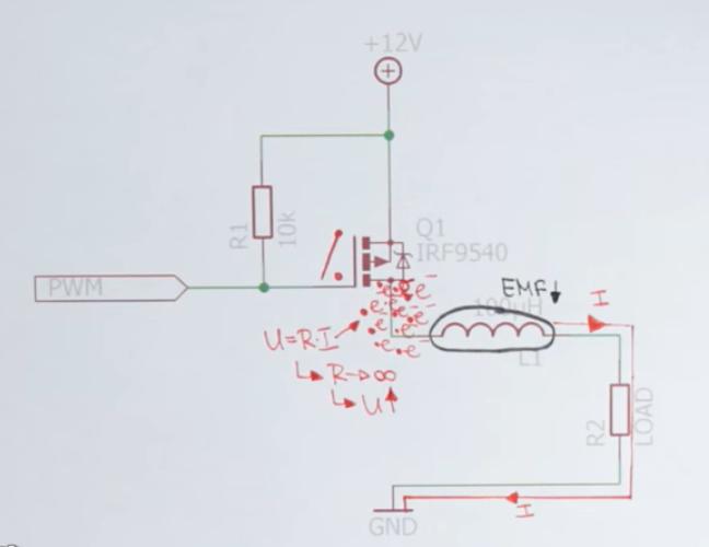 电路分析+制作过程——降压转换器