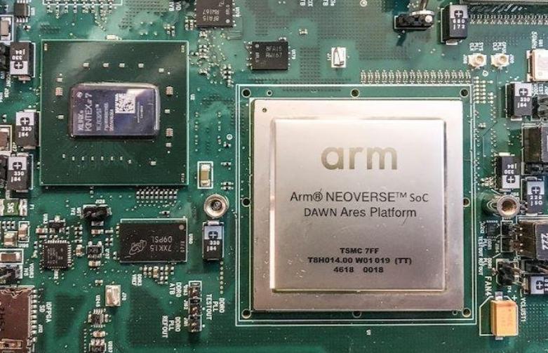 Arm推出致力于高效、安全的物联网设计的全新物联网测试芯片和开发板
