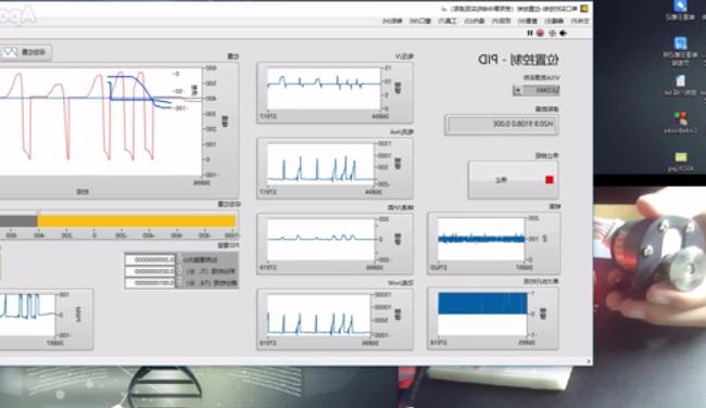 设计技巧:用LabVIEW实时控制直流减速电机PID