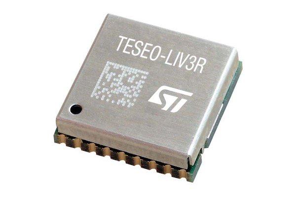 突破尺寸极限,意法半导体微型?#24049;?#36319;踪模块Tesco-LIV3R解析
