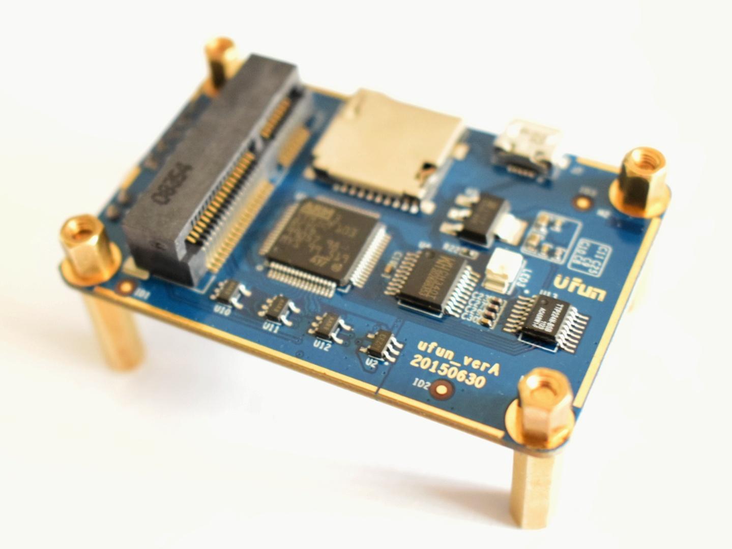 基于STM32的uFun開發板評測,入門Arm開發板就這么簡單
