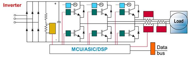 博通 ACNT 光电耦合器高压应用电路分析