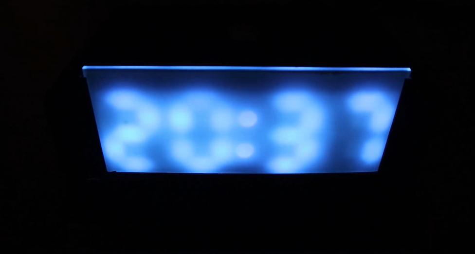 [项目教程]DIY光致变色的夜光时钟(附电路图、ino、3D文件等)