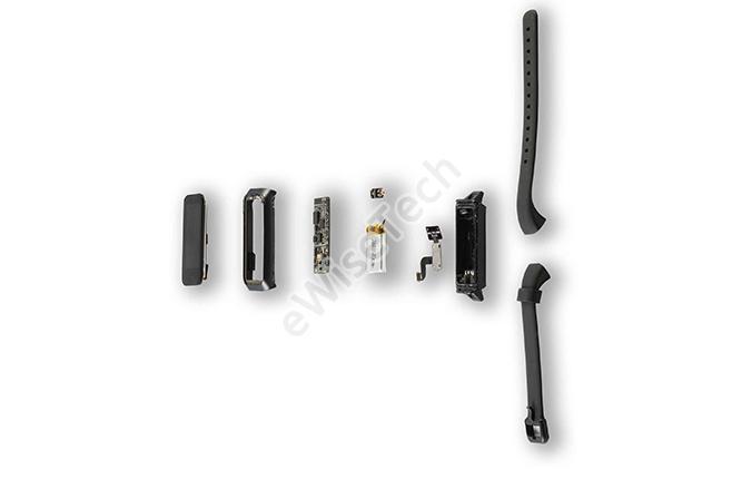 AMAZFIT 米动手环2拆解:可穿戴设备方案模板,电路设计优秀