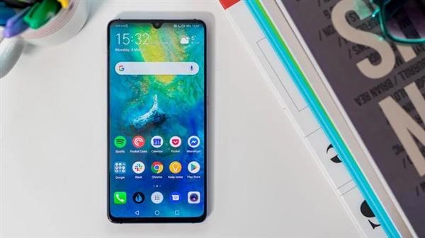 5G商用开启:华为Mate 20 X 5G发布