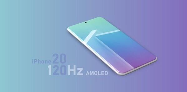 120Hz刷新率,今后智能手机屏幕的标配