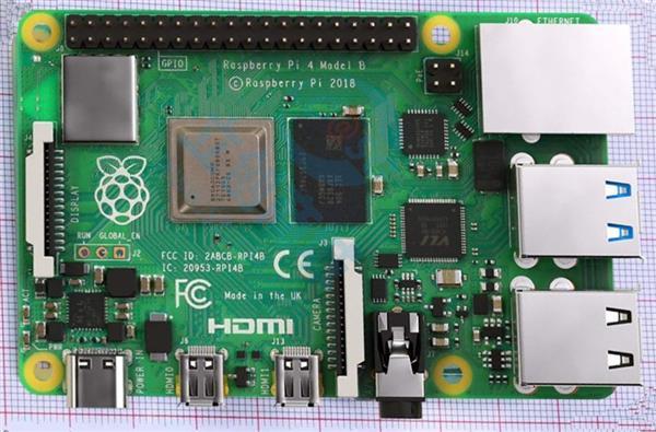 樹莓派4B重大失誤:USB Type-C接口電路設計偷工減料
