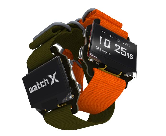 可编程手表watch x评测,有毒!