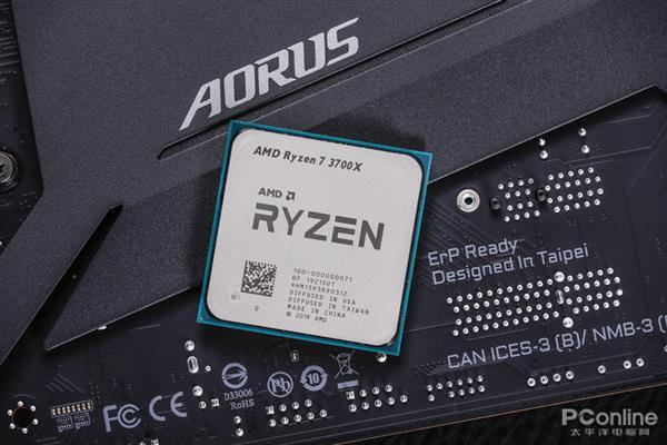 同样性能,一半价价格,锐龙7 3700X真正体现了AMD Yes!英特尔被迫终局之战