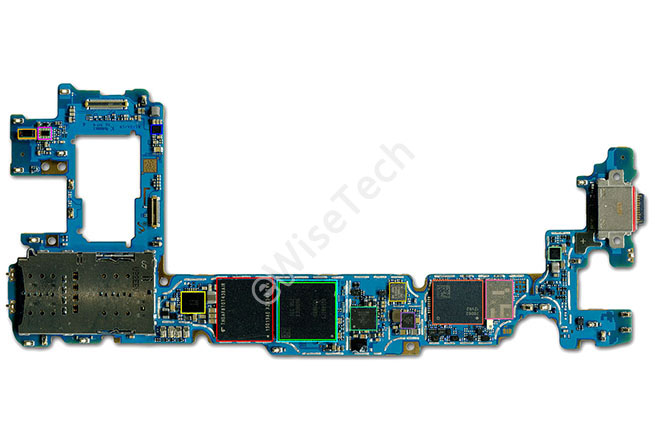 Galaxy S10e拆解:最完整的电路设计方案解析